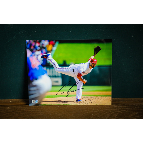 Photo of Lance Lynn Autographed 8x10 Photo