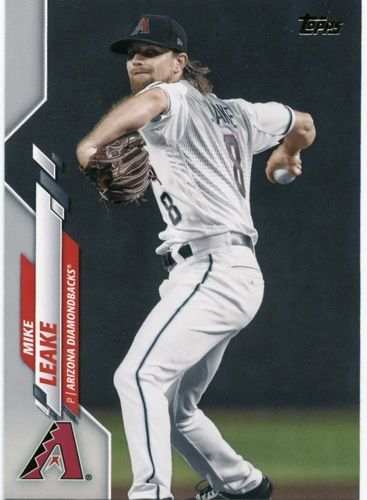 Photo of 2020 Topps #648 Mike Leake