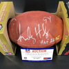 Legends - 49ers Charles Haley Signed Authentic Football with