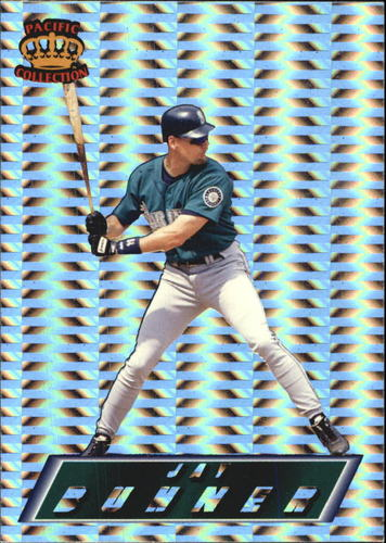 Photo of 1995 Pacific Prisms #124 Jay Buhner