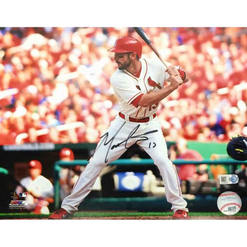 Photo of Cardinals Authentics: Matt Carpenter Autographed Photo