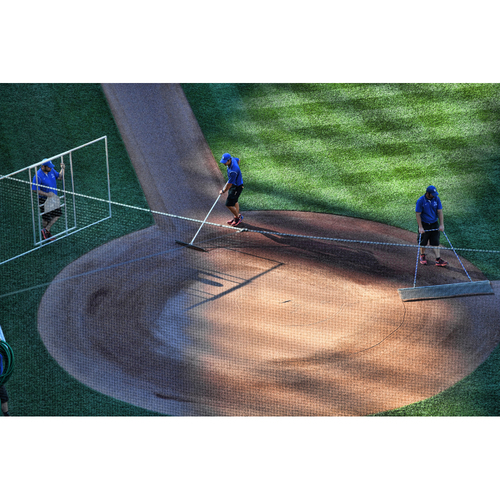 Amazin' Auction: Be a Member of the Mets Grounds Crew for a Game  - Lot # 22
