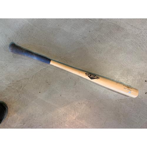 Photo of Kyle Tucker 2019 Game-Used Broken Bat- 9/24/19 vs SEA