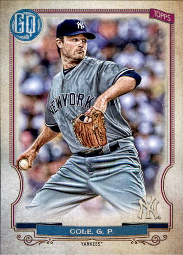 Photo of 2020 Topps Gypsy Queen #93 Gerrit Cole