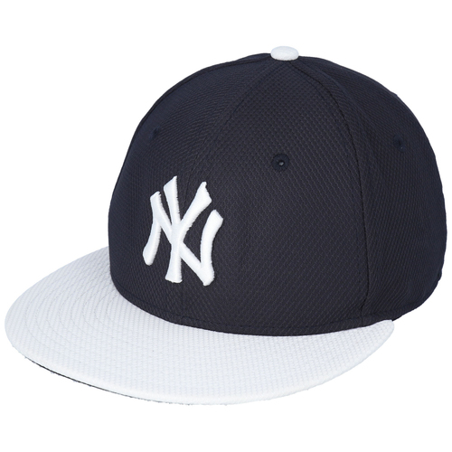 Larry Rothschild New York Yankees Team-Issued #58 Navy and White Cap from the 2014 MLB Season - Size 7 1/4