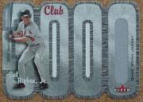 Photo of 2000 Fleer Club 3000 Memorabilia #CR3 C.Ripken Jersey/825