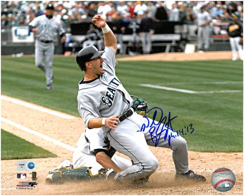 Willie Bloomquist Autographed 8x10 Photo