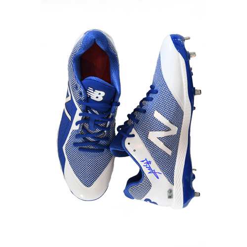 Photo of Amazin' Auction: Amed Rosario Autographed Cleats
