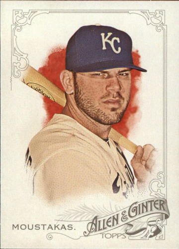 Photo of 2015 Topps Allen and Ginter #155 Mike Moustakas