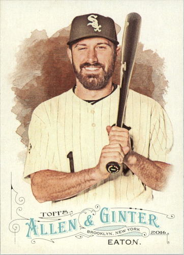 Photo of 2016 Topps Allen and Ginter #52 Adam Eaton