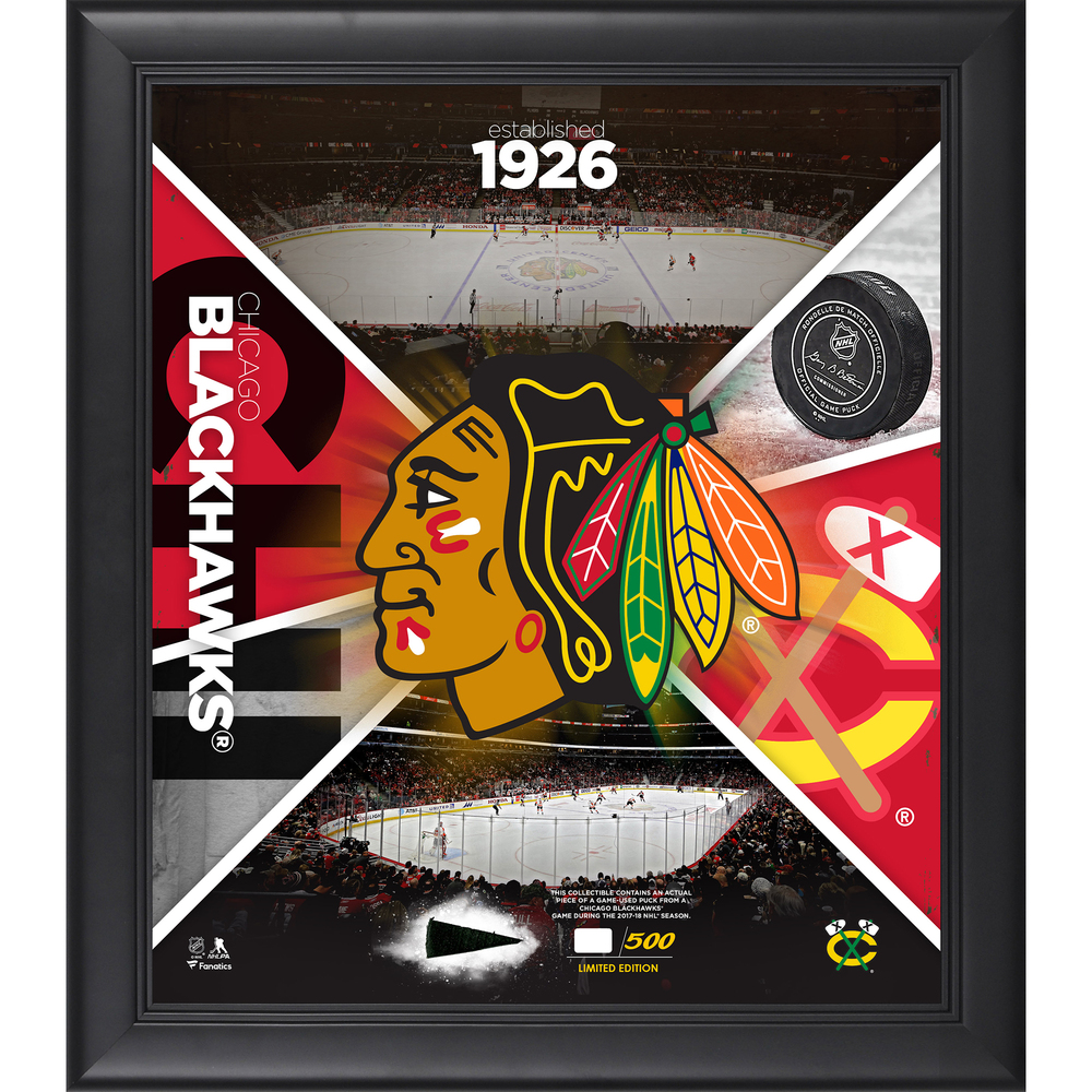 Chicago Blackhawks Framed 15