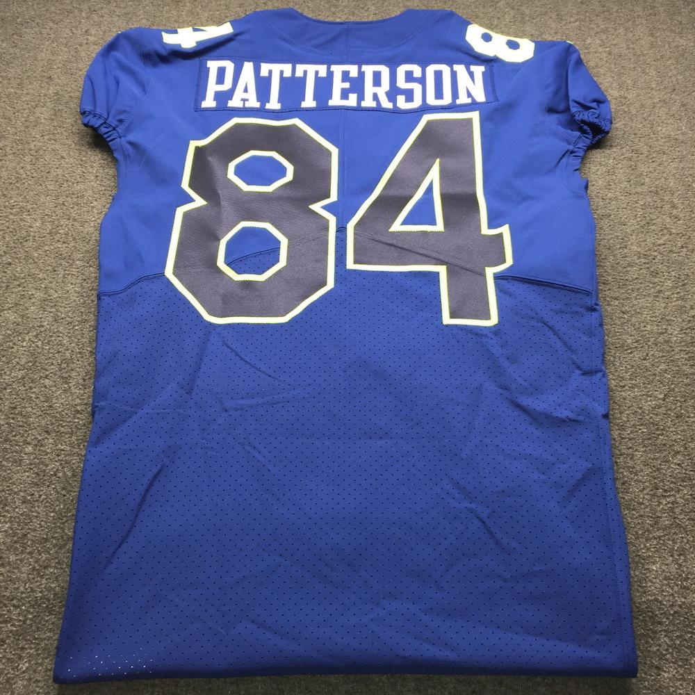 new concept a2024 5ac6f NFL Auction | NFL -Patriots CORDARRELLE PATTERSON 2016 Game ...