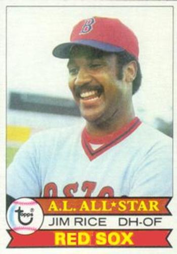 Photo of 1979 Topps #400 Jim Rice