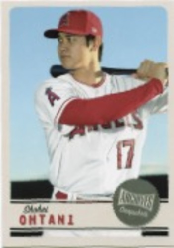 Photo of 2019 Topps Archives Snapshots #ASSO Shohei Ohtani
