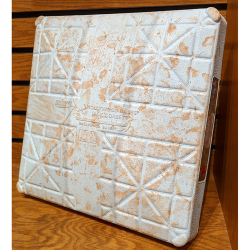 Toronto Blue Jays vs Boston Red Sox April 9, 2019 - Game Used Opening Day 3rd Base