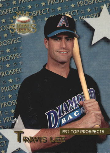 Photo of 1997 Topps Stars #106 Travis Lee RC