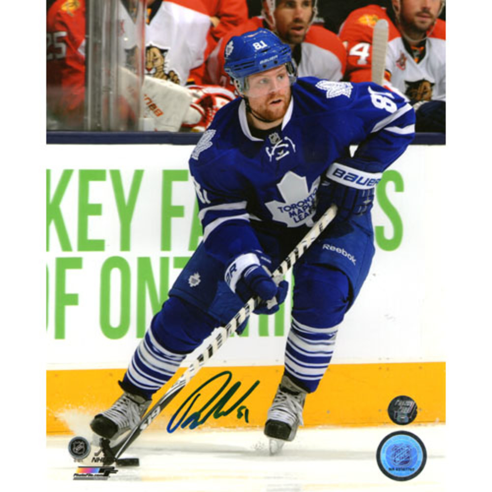 Phil Kessel Autographed Toronto Maple Leafs 16X20 Photo