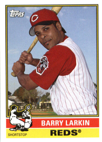Photo of 2015 Topps Archives #115 Barry Larkin