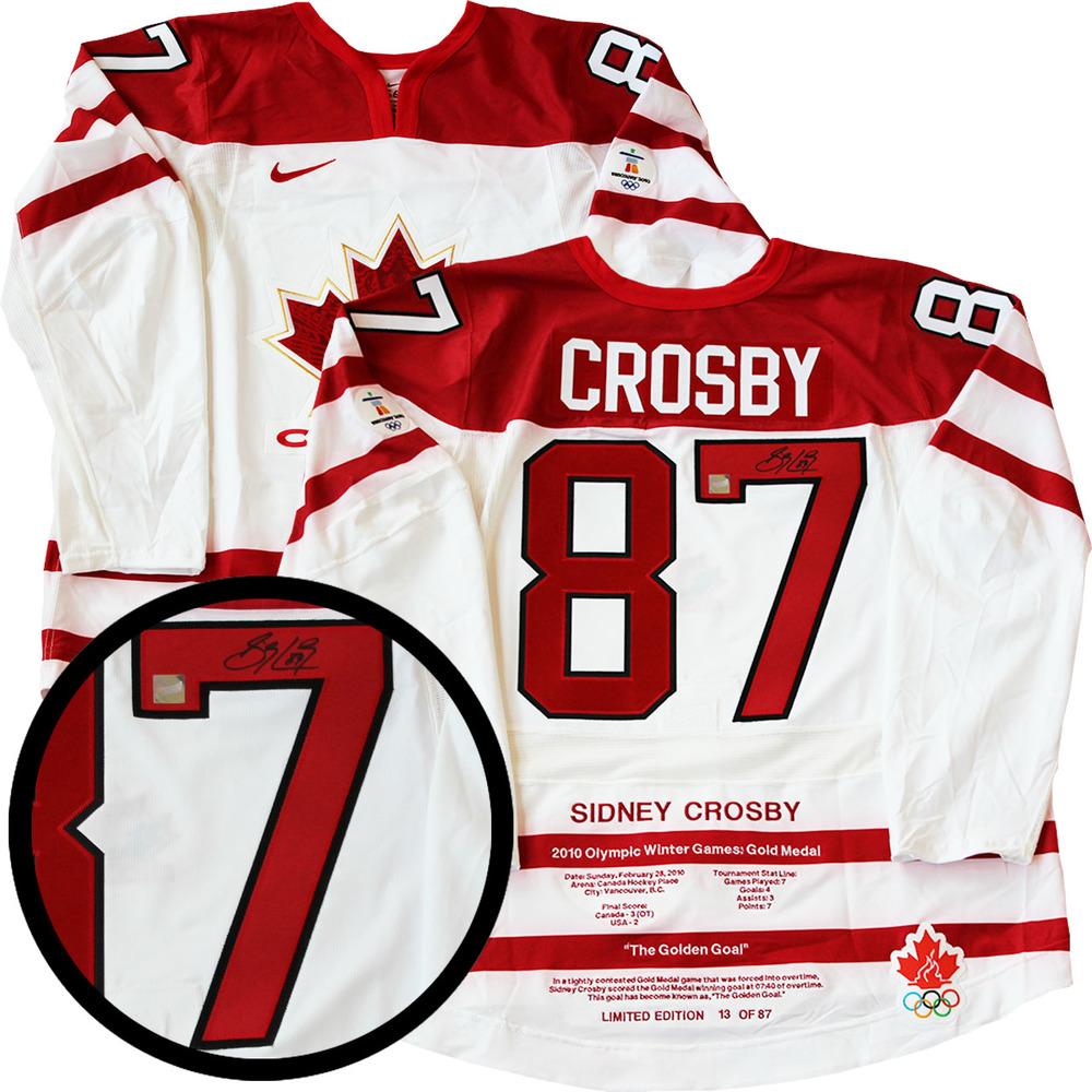 half off 118b5 70edf 2010 sidney crosby olympic jersey