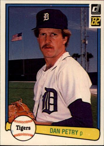 Photo of 1982 Donruss #133 Dan Petry