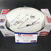 NFL - Eagles Rick Lovato Signed Panel Ball