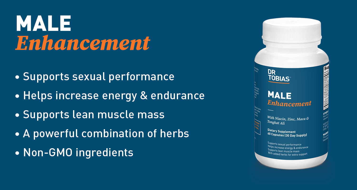 Product second banner image for MALE ENHANCEMENT