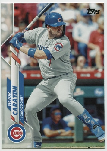 Photo of 2020 Topps #371 Victor Caratini
