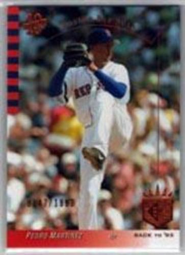 Photo of 2003 SP Authentic #130 Pedro Martinez B93