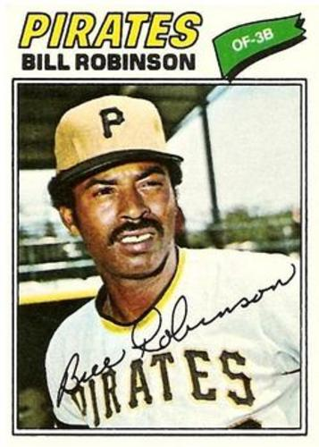 Photo of 1977 Topps #335 Bill Robinson