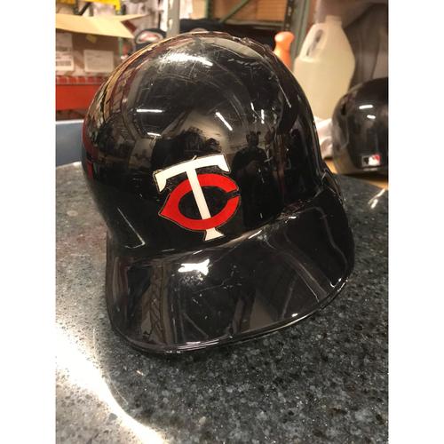 2017 Team-Issued Helmet - Niko Goodrum