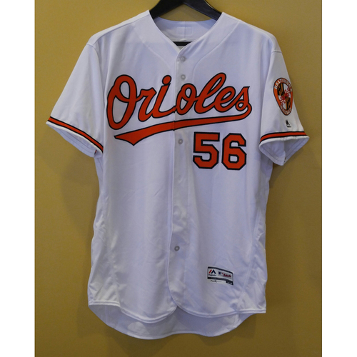 Photo of Darren O'Day Autographed Jersey