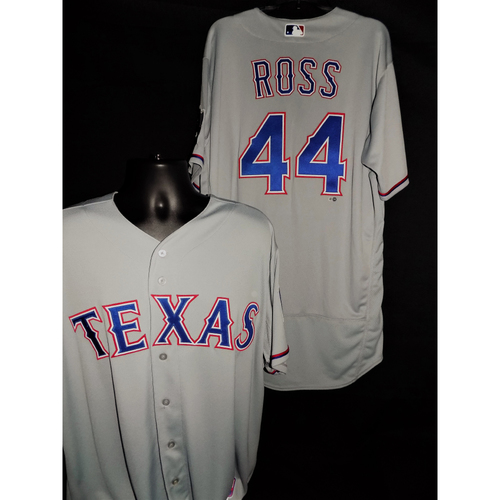 Photo of 2017 Tyson Ross Grey Team Issued Jersey