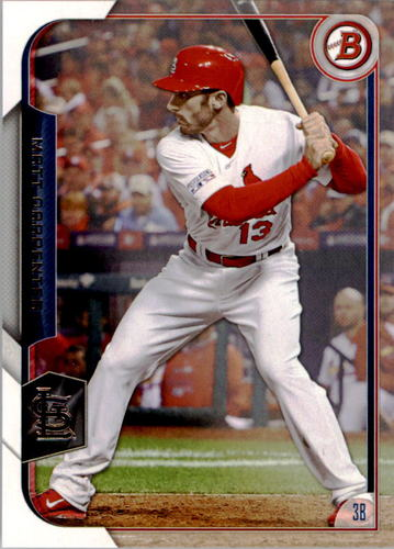 Photo of 2015 Bowman #43 Matt Carpenter
