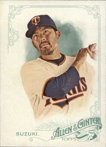 Photo of 2015 Topps Allen and Ginter #158 Kurt Suzuki