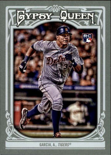 Photo of 2013 Topps Gypsy Queen #36 Avisail Garcia RC