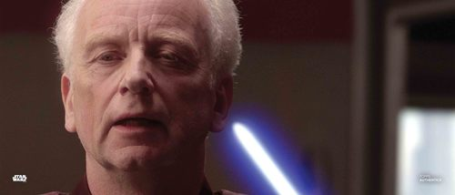 Supreme Chancellor Palpatine