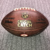 Crucial Catch - Chiefs LeaSean McCoy Signed Game Used Football (10/17/19)