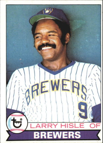 Photo of 1979 Topps #180 Larry Hisle