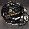 Walter Payton Man of the Year Multi-Signed Helmet (benefitting the Marty Lyons Foundation)