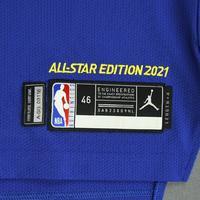 JaysonTatum - Game-Worn 2021 NBA All-Star Jersey - 1st Half - Scored 21 Points - Also Worn In MTN DEW 3-Point Contest