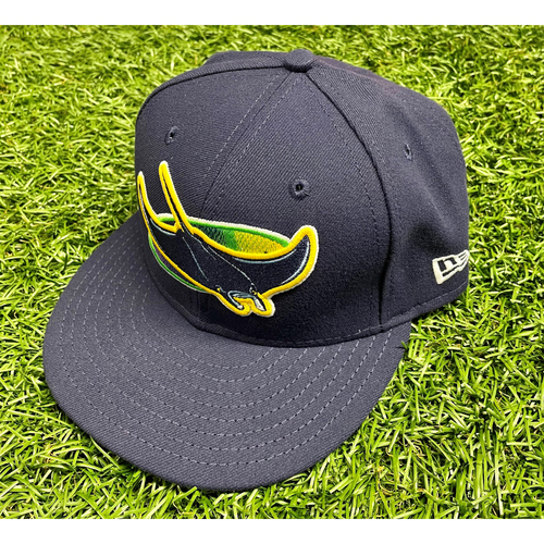 Photo of Team Issued Devil Rays Cap: Kyle Snyder #23