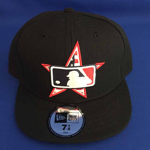 Photo of UMPS CARE AUCTION: MLB Specialty Stars and Stripes Umpire Plate Cap, Size 7 1-8