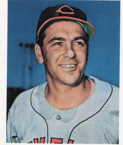 Photo of 1982 GS Gallery All-Time Greats #8 Lou Boudreau Hall of Fame Class of 1970