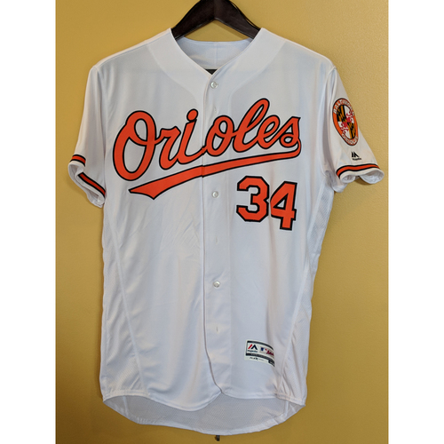 Photo of Kevin Gausman - Home Jersey: Autographed