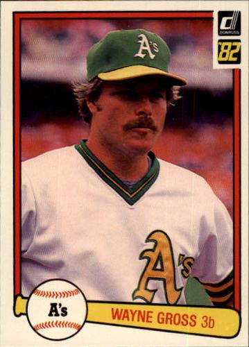 Photo of 1982 Donruss #139 Wayne Gross