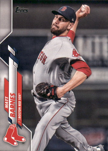 Photo of 2020 Topps #60 Matt Barnes