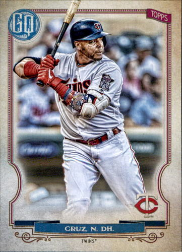 Photo of 2020 Topps Gypsy Queen #107 Nelson Cruz