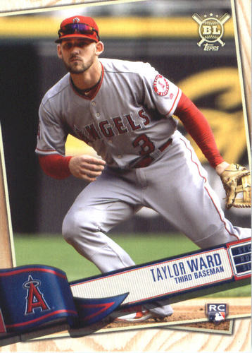 Photo of 2019 Topps Big League #245 Taylor Ward RC