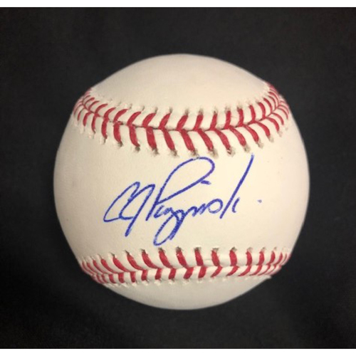 Photo of AJ Pierzynski Autographed Baseball