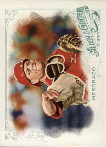 Photo of 2015 Topps Allen and Ginter #159 Devin Mesoraco